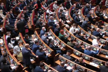 Rada uchwaliła ustawę o przejściu na reżim paperless