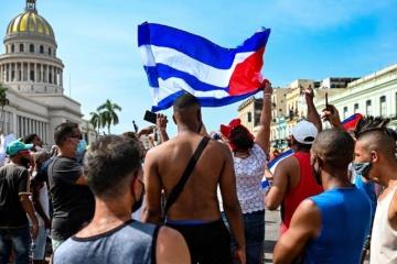 L'Ukraine se joint à la déclaration internationale de soutien au peuple cubain