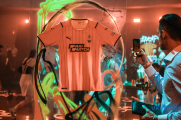 El Shakhtar Donetsk presenta su nuevo uniforme para la temporada 2021/22