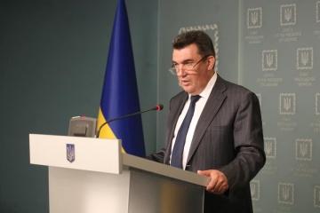 Danilow nennt Aufgabe Nummer Eins für ukrainische Regierung