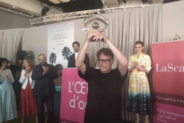 Loznitsa's film about Babyn Yar wins Cannes' Golden Eye award
