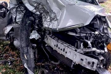 In Oblast Wolhynien Verkehrsunfall mit drei Toten