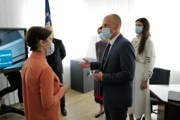 Wenediktowa uzgodniła z szefami litewskich służb specjalnych współpracę