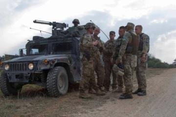 Multinational military exercise Three Swords 2021 kicks off in Ukraine