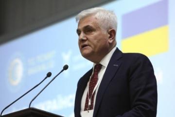 Çetin: Las empresas ucranianas deberían entrar en Turquía más activamente
