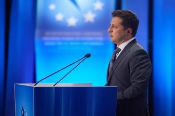Präsident in Batumi erinnert an ehrgeizige Agenda mit EU