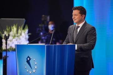 President: Ukraine's benchmark is Association Agreement with EU