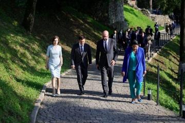 Sommet de Batoumi : pour l'Ukraine, la Géorgie et la Moldavie il n'y a pas d'alternative à l'intégration européenne
