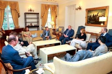 CDA Kent, Crimean Tatars discuss Russian occupation of Ukraine's peninsula, Crimean Platform initiative