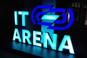 Ukraine to host IT Arena 2021 tech conference in October