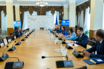 Ukraine's Prosecutor General discusses MH17 case with Dutch ambassador