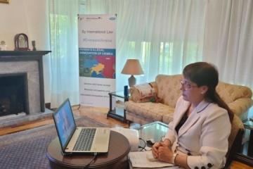 Embajadora: Se está disminuyendo significativamente el número de inmigrantes ucranianos en Portugal
