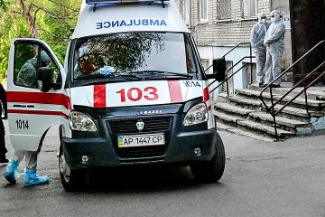 Ukraine reports 726 new coronavirus cases