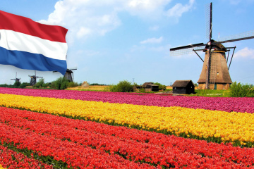 Ukrainians can travel to Netherlands without restrictions and COVID certificates