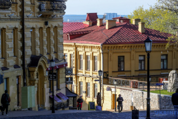 Over 300,000 foreign tourists already visited Kyiv this year