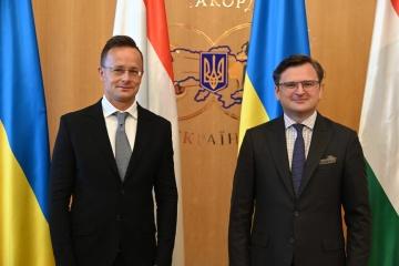 Kuleba über Nord Stream 2: Ukraine will stärkere Formulierungen in amerikanisch-deutscher Vereinbarung