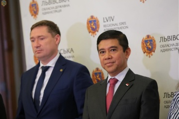 Honorary Consulate of Indonesia opens in Lviv