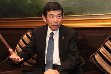 Kunio Mikuriya, Secretario General de la Organización Mundial de Aduanas