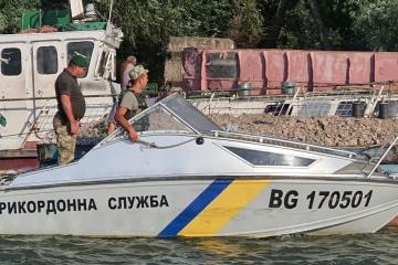 Barco rumano viola la frontera de Ucrania mientras la tripulación confunde dos bocas del Danubio