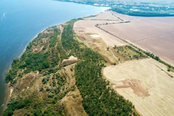На Запоріжжі археологи розкопали рідкісне поховання на Мамай-Горі