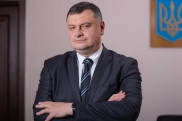 Zelensky sacks SZRU head, appoints new intelligence chief