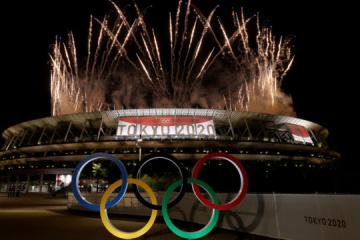 Arrancan los Juegos Olímpicos de Tokio: Las primeras imágenes de la ceremonia inaugural