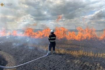 Warnung vor Brandgefahr