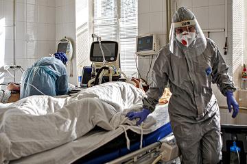 Covid-19 : l'Ukraine a enregistré 745 cas supplémentaires