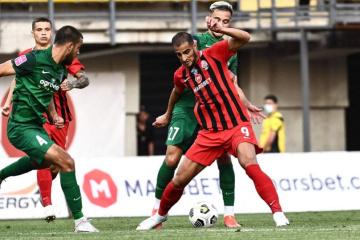«Зоря» програла «Олександрії» в матчі футбольної Прем'єр-ліги