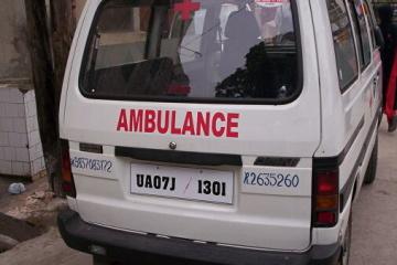 Дев'ять людей загинули через каменепад на півночі Індії