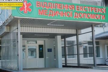 Реконструкція приймальних відділень опорних лікарень майже завершена — Радуцький