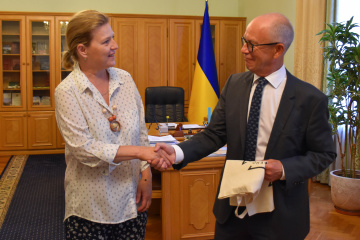 Ministry for Veterans Affairs grateful to Danish Embassy for strengthening cooperation in rehabilitation of Ukrainian soldiers
