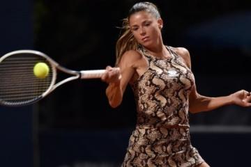 Im Viertelfinale Olympischer Spiele 2020 tritt Svitolina gegen Italienerin Giorgi an