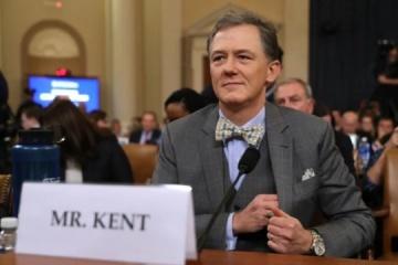 Na czele amerykańskiej delegacji na szczyt Platformy Krymskiej staną członkowie rządu – Kent