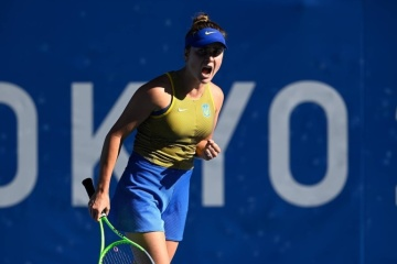 Svitolina reaches semifinals of Olympic tennis tournament