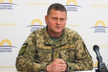 Prezydent mianował Walerija Załużnego Naczelnym Dowódcą Sił Zbrojnych Ukrainy