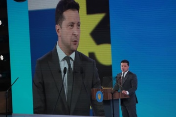Holding of Normandy format meeting depends on Russia – Zelensky