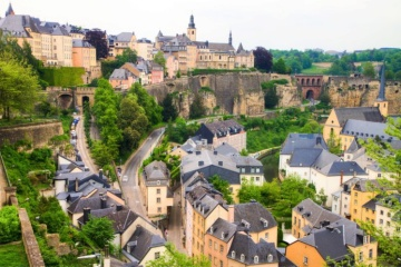 Ukrainian tourists allowed to enter Luxembourg