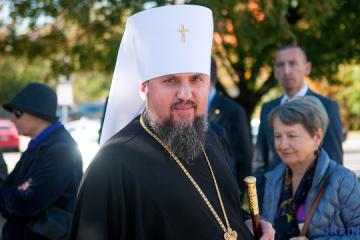 Orthodox Church Primate holds prayer service on Kyivan Rus-Ukraine Baptism anniversary