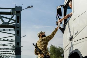 Ucrania refuerza las medidas de cuarentena en la frontera para protegerse contra la variante Delta