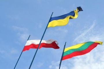 """Ministerstwa Spraw Zagranicznych Ukrainy, Litwy i Polski wystąpiły z okazji rocznicy powstania """"Trójkąta Lubelskiego"""""""