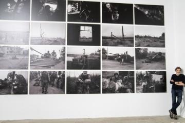 Inaugurada una gran exposición de fotografía contemporánea ucraniana en Kyiv