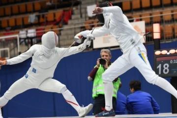 Украинские шпажисты стали шестыми в командном турнире Олимпиады в Токио
