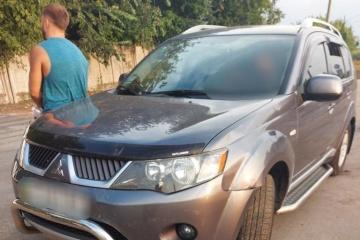 На Киевщине задержали водителя, который наехал на подростка в другой области