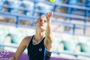 Українка Бондаренко успішно виступає на турнірі WTA 125 у США