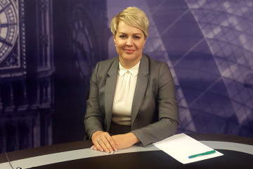 Selenskyj ernennt Natalia Galibarenko zur Ständigen Vertreterin bei der NATO