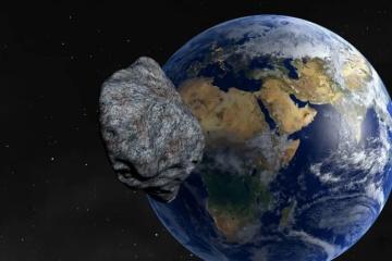 Як будівля Пентагону: до Землі наближається ще один астероїд