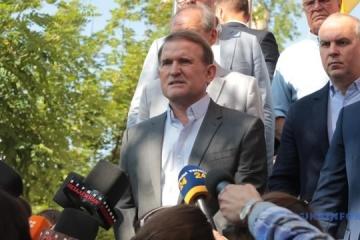 Medwedtschuk bleibt unter Hausarrest