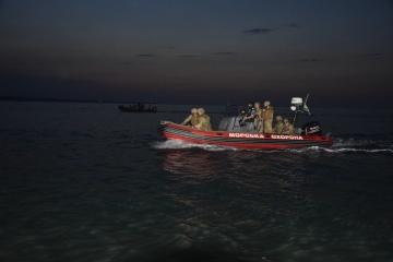 ФСБшники підглядали за навчаннями прикордонників і ЗСУ в Азовському морі