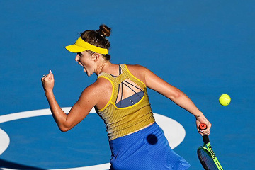 Olympia 2021: Tennisspielerin Svitolina gewinnt Bronze in Tokio